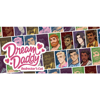 Dream Daddy: A Dad Dating Simulator [GLOBAL; INSTANT DELIVERY]