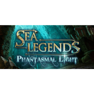 Sea Legends: Phantasmal Light Collector's Edition [GLOBAL; INSTANT DELIVERY]