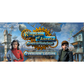 Kingdom of Aurelia: Mystery of the Poisoned Dagger [GLOBAL; INSTANT DELIVERY]