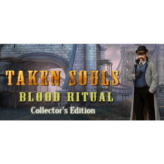 Taken Souls: Blood Ritual Collector's Edition [GLOBAL; INSTANT DELIVERY]