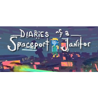 Diaries of a Spaceport Janitor - Instant Delivery