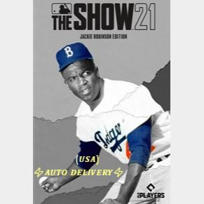 🇺🇸 MLB® The Show™ 21 Jackie Robinson Edition - Current and Next Gen Bundle