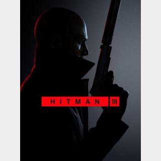 HITMAN 3                   ⚡INSTANT⚡