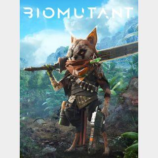 🇺🇸 Biomutant