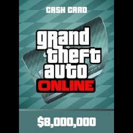 I will give gta 5 millions