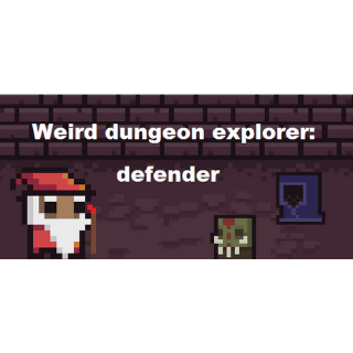 Weird Dungeon Explorer: Defender Steam Key