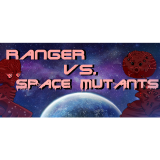 Ranger Vs. Space Mutants Steam Key