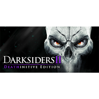 Darksiders II: Deathinitive Edition Steam Key