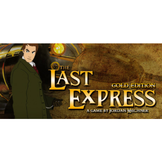 The Last Express: Gold Edition Steam Key