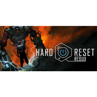 Hard Reset Redux Steam Key