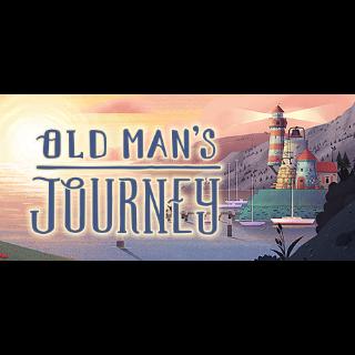 Old Man's Journey Steam Key
