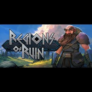 Regions of Ruin Steam Key