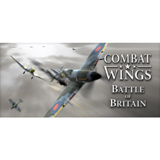 Combat Wings: Battle of Britain Steam Key