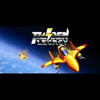 Raiden Legacy: Steam Edition Key