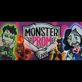 Monster Prom Steam Key