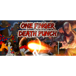 One Finger Death Punch Steam Key