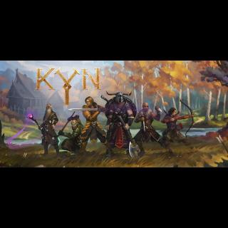 Kyn Deluxe Edition Steam Key