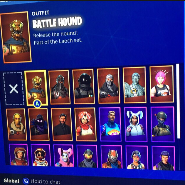 Bundle | Fortnite Account Bundle 40$