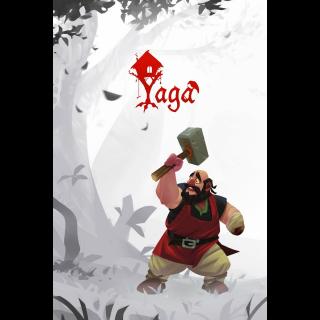 Yaga Code Xbox One