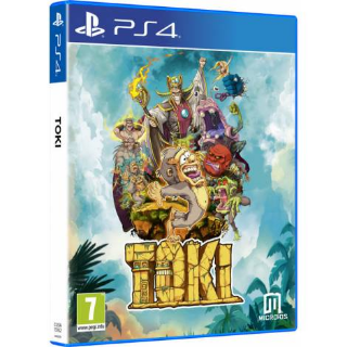 Toki PS4 Digital Code [US Region]