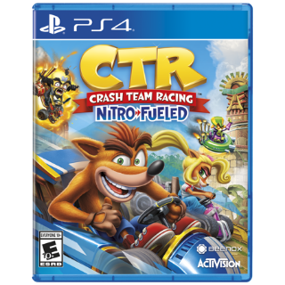 Crash Team Racing PS4 Digital Code [US Region]