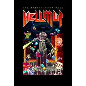 Hellmut: The Badass From Hell Digital Code Xbox One