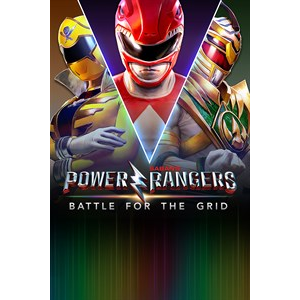 Power Rangers Battle for the Grid Digital Code Xbox One