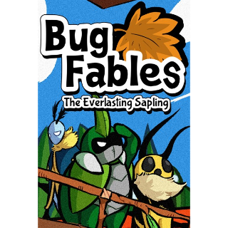 Bug Fables The Everlasting Sapling Code Xbox One