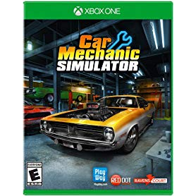 Car Mechanic Simulator Digital Code Xbox One