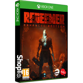 Redeemer Enhanced Edition plus They Are Billions Digital Code Xbox One