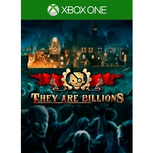 They Are Billions The Game Digital Code Xbox One
