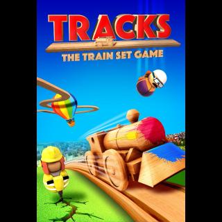 Tracks The Train Set Game Digital Code Xbox One