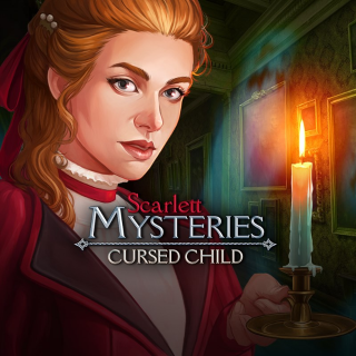 Scarlett Mysteries: Cursed Child Digital Code Xbox One