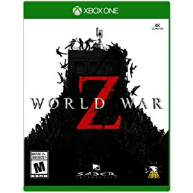 World War Z Digital Code Xbox One