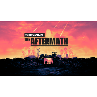 Surviving The Aftermath Founders Edition Digital Code Xbox One