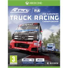 Fia European Truck Racing Championship Digital Code Xbox One