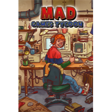 Mad Games Tycoon Digital Code Xbox One