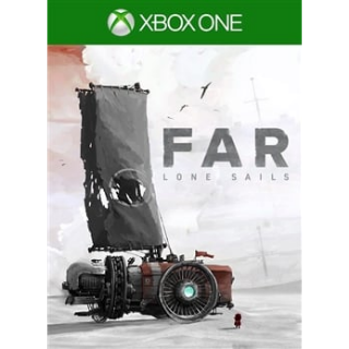 Far Lone Sails Digital Code Xbox One