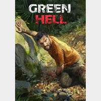 Green Hell Steam Key GLOBAL - Instant Delivery