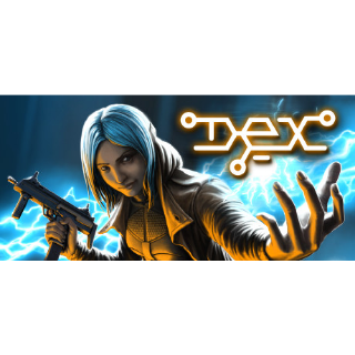 Dex - Instant Steam Key!