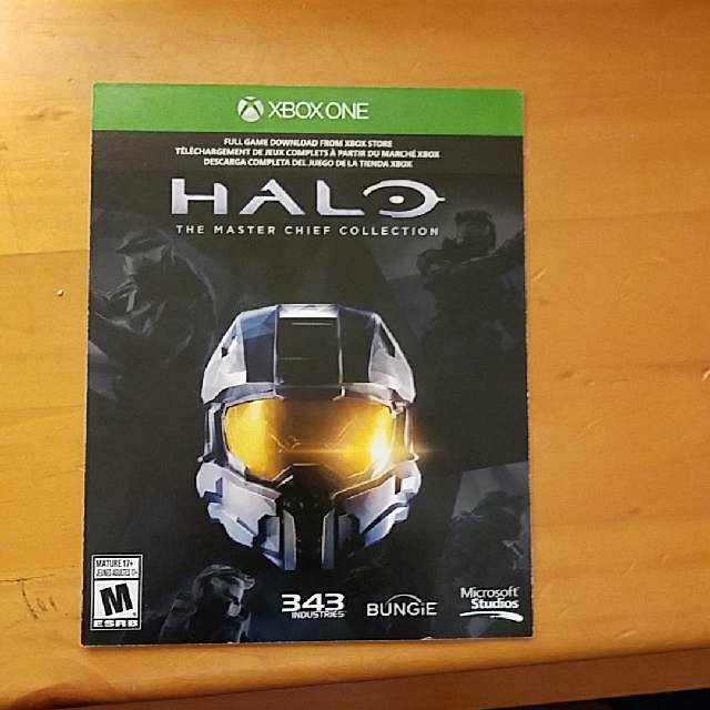 Halo The Master Chief Collection Xbox One Games Gameflip