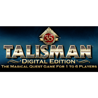 Talisman: Digital Edition (Includes 3 Expansions)   BEST VALUE!   Individual keys   STEAM Key [INSTANT DELIVERY]