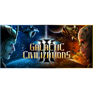 Galactic Civilizations® III | STEAM Key [INSTANT DELIVERY]