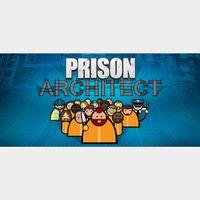 Prison Architect + Prison Architect - Aficionado DLC | 2 x STEAM Key [INSTANT DELIVERY]