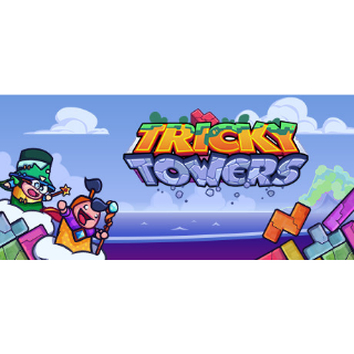 Tricky Towers | STEAM Key [INSTANT DELIVERY]