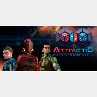 Attractio | STEAM Key [INSTANT DELIVERY]