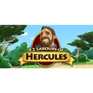 12 Labours of Hercules | STEAM Key [INSTANT DELIVERY] | Buy part 1 to 3 for $1.50. PM for more details.