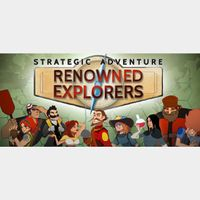 Renowned Explorers: International Society | STEAM Key [INSTANT DELIVERY]