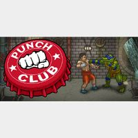 Punch Club Deluxe - Includes OST and an exclusive Artbook | STEAM Key [INSTANT DELIVERY]