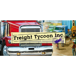 Freight Tycoon Inc. | STEAM Key [INSTANT DELIVERY]